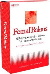femal balans