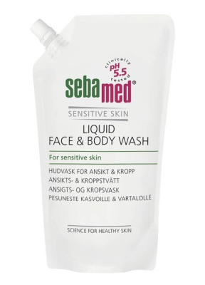 Sebamed Face & Body Wash Refill