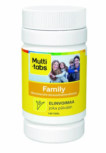 MULTI-TABS FAMILY