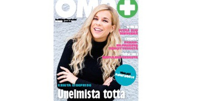 Oma PLUS Apteekkien asiakaslehti 4/2018