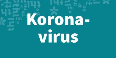 Terveyden ja hyvinvointilaitoksen Koronavirustiedote