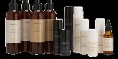 ATOPIK-kosmetiikkauutuudet