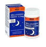 MELATONIINI ORION 1,5 MG SUUSSA HAJOAVA TABLETTI (100 kpl)