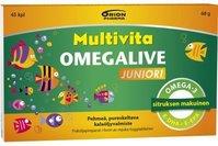 MULTIVITA OMEGALIVE JUNIORI (45 GEELITABL)