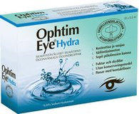 OPHTIM EYE HYDRA SILMÄTIPAT PIPETIT (20X0,5 ML )