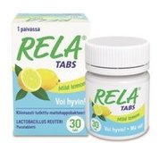 Rela tabs Mild Lemon purutabl (30 kpl)