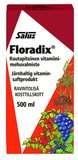 SALUS FLORADIX NESTEMÄINEN RAUTAVALMISTE (500 ML)