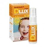 Tarjouksessa 15,60 € (norm. 17,32 €) Dlux Junior D3 vitamiinisuihke (15 ml)
