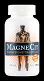 MAGNECIT MAGNESIUMSITRAATTI + B6-VITAMIINI (200 TABL)