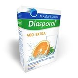 Diasporal magnesium 400 Extra annospussi (20 kpl)