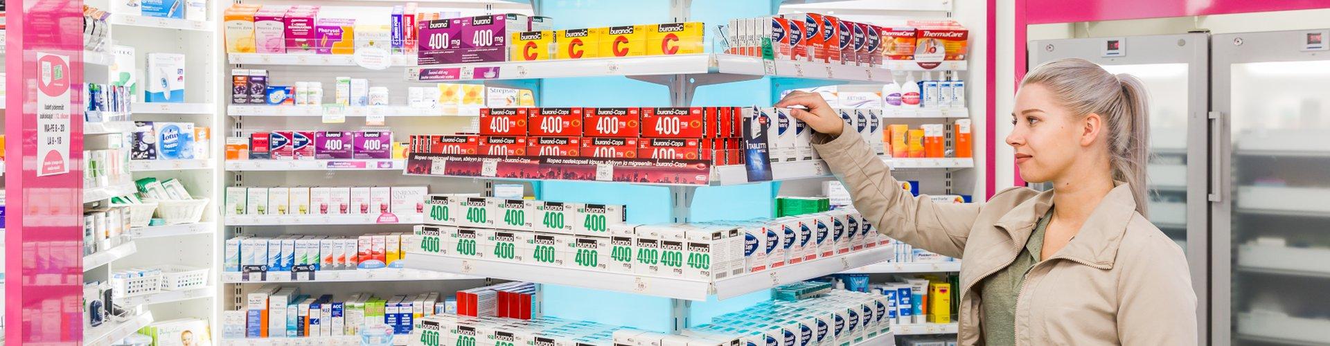 Kipulääke ja lääkkeet