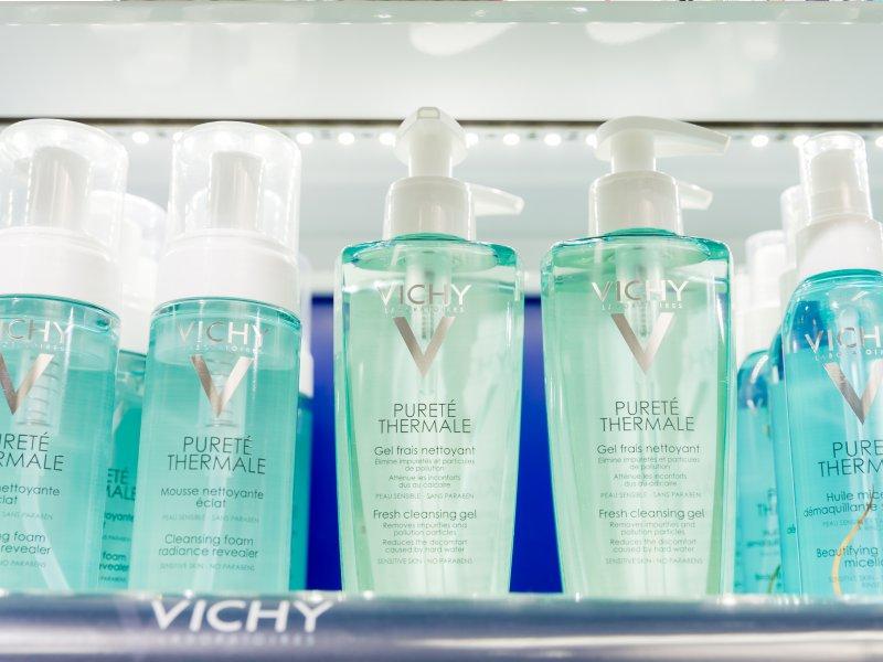 Vichy ja apteekkikosmetiikka