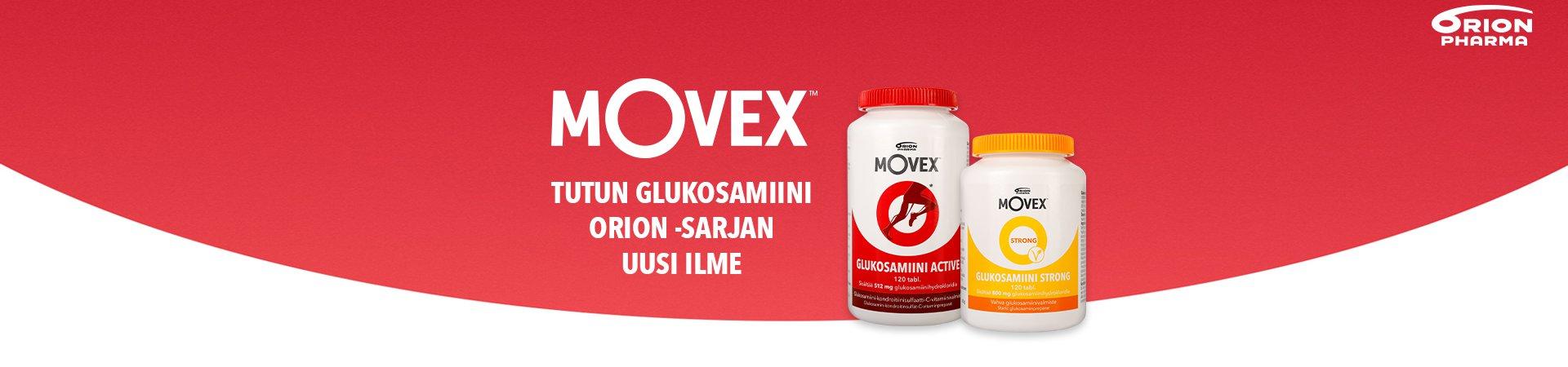 Orionin glukosamiinin uusi ilme