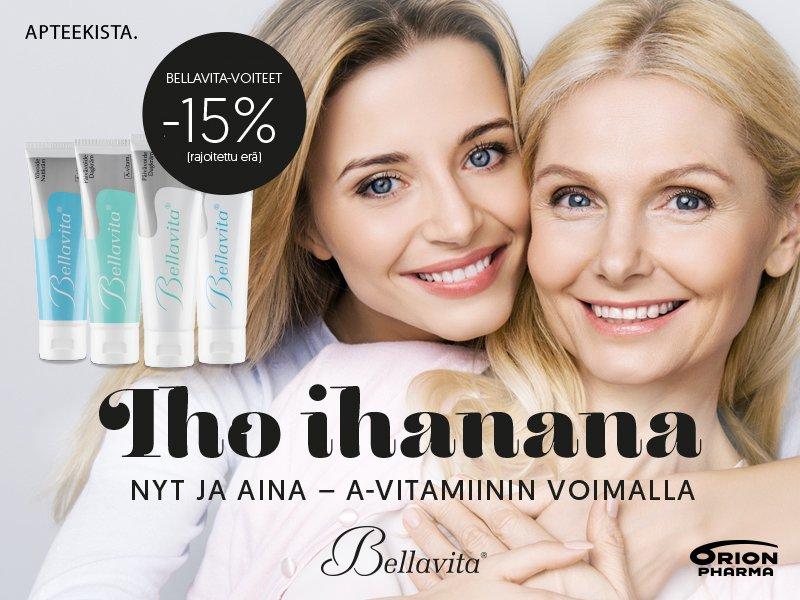 Bellavita -15 % kampanja