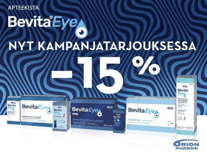 Bevita eye -15 % kampanja