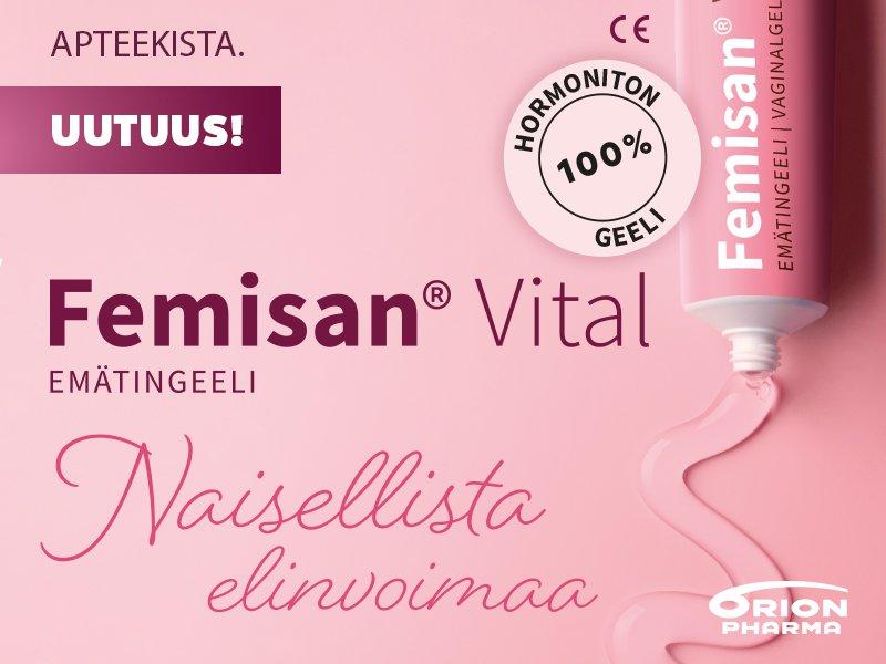 Femisal Vital, naisellista elinvoimaa.