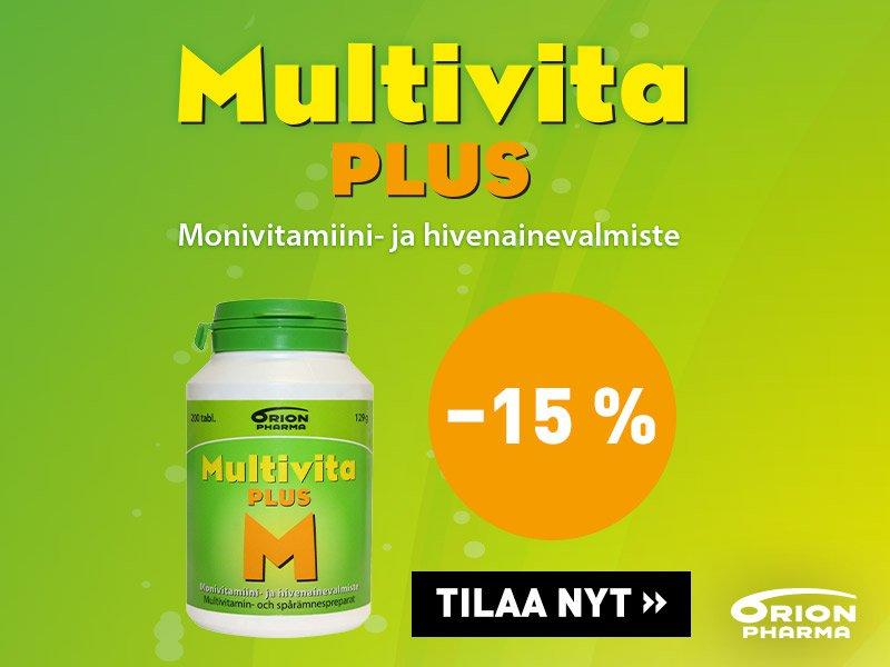Multivita plus tarjous