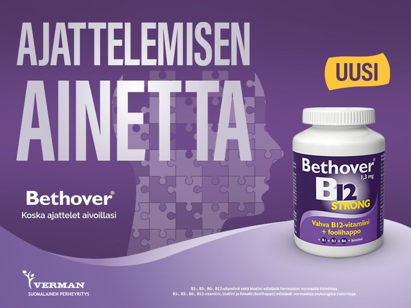 bethover strong b12