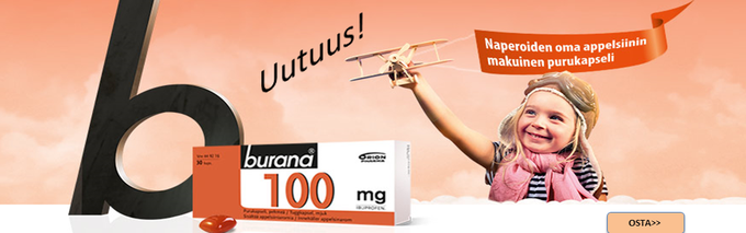 Burana 100 mg