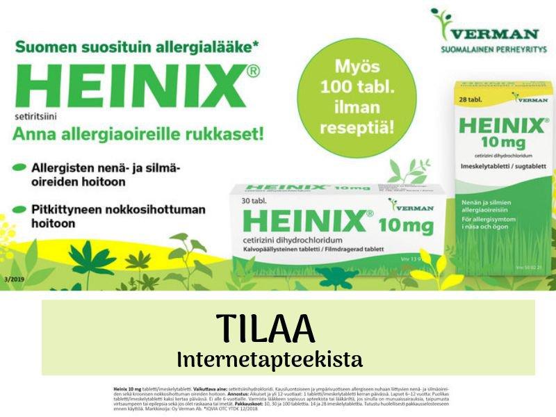 Allergia Heinix