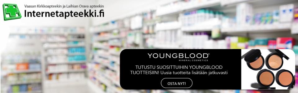 YoungBlood tuotteet internetapteekista