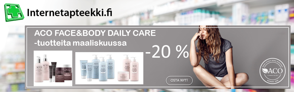 Aco Face&Body Daily Care -20 %