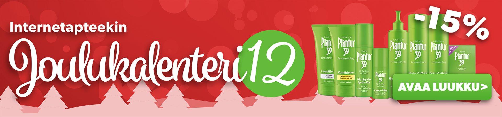 Joulukalenteriluukku 12