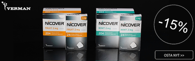 Nicover -15%