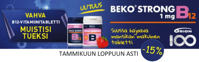 Beko Strong -15%