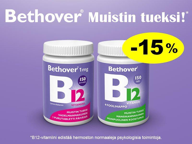 Bethover - Muistin tueksi!