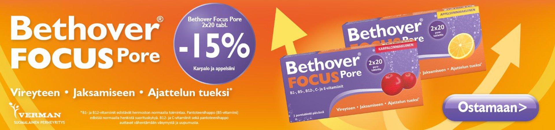 Bethover focus  40 tabl.