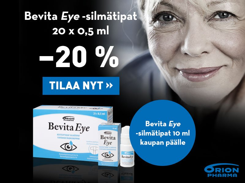 Bevita eye 20x0,5 ml