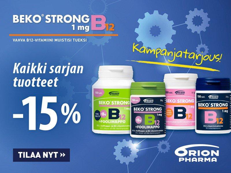 Beko Strong B12 -15 %