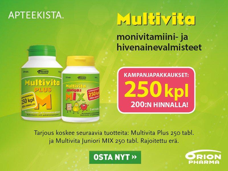 Multivita 250 tabl.
