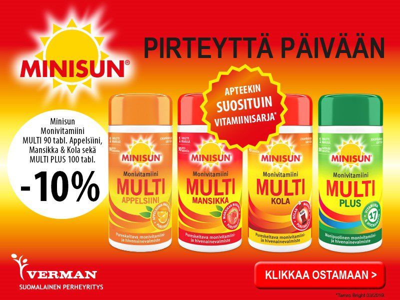 Multivita monivitamiini Multi