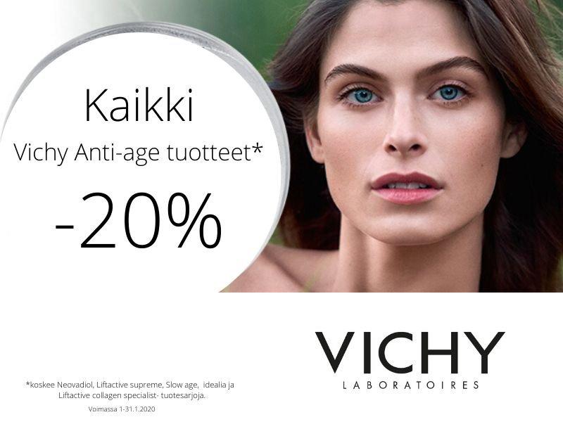 Vichy anti age tarjous