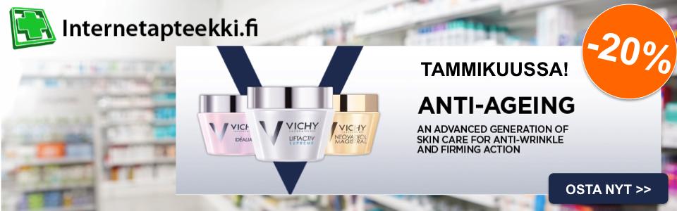 Vichy antiageing tuotesarja -20%
