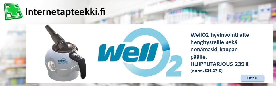 Wello2 hyvinvointilaite