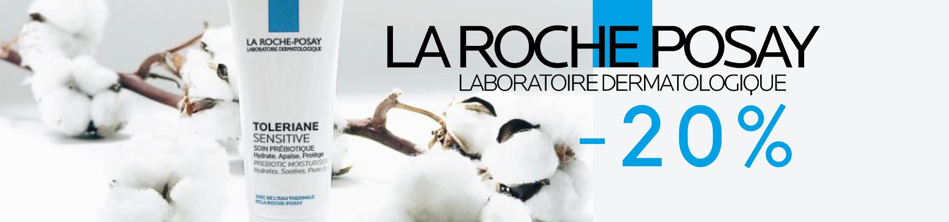 La Roche-Posay -20% nyt Karhu Apteekista