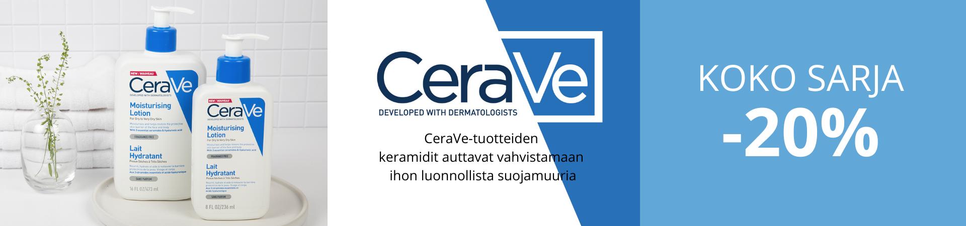 CeraVe -20%
