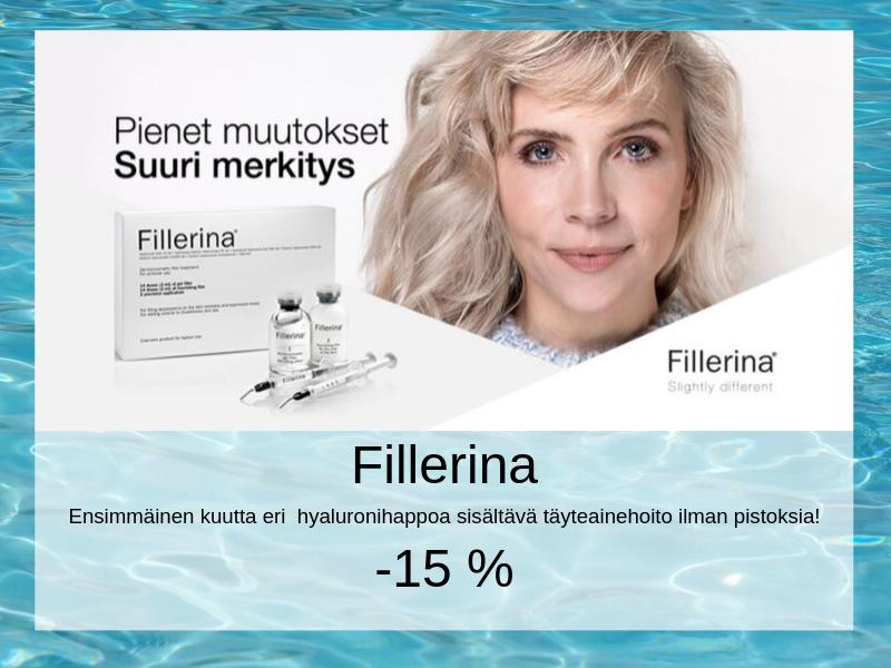 Fillerina -15%