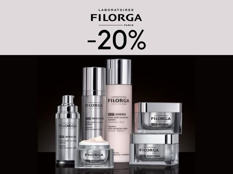 Filorga -20%