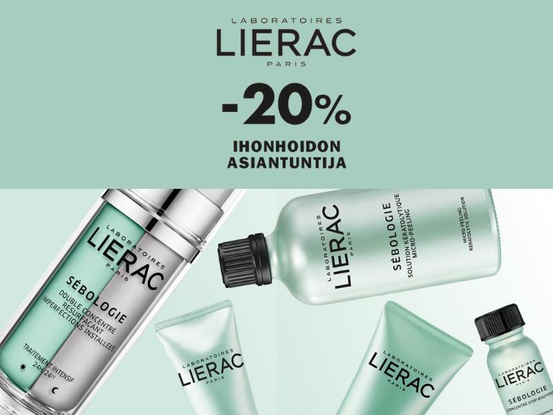 Lierac -20%