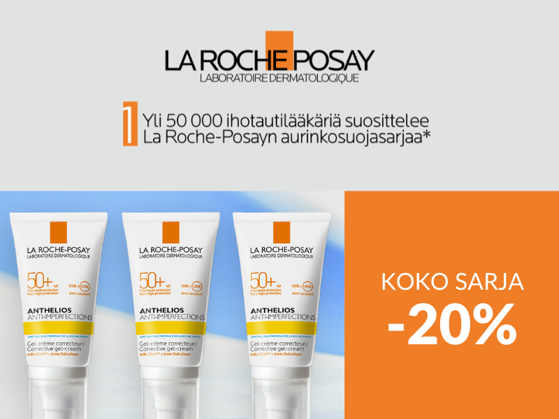 La Roche-Posay -20%