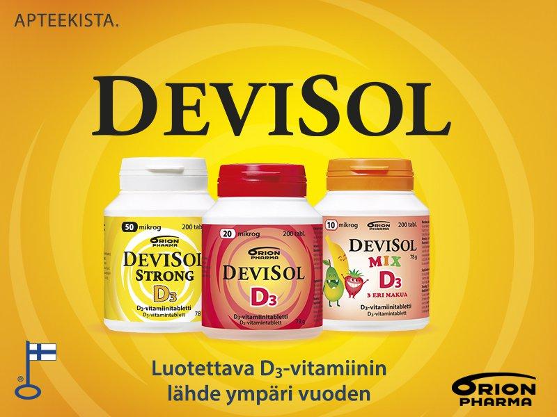 DeviSol D-vitamiini