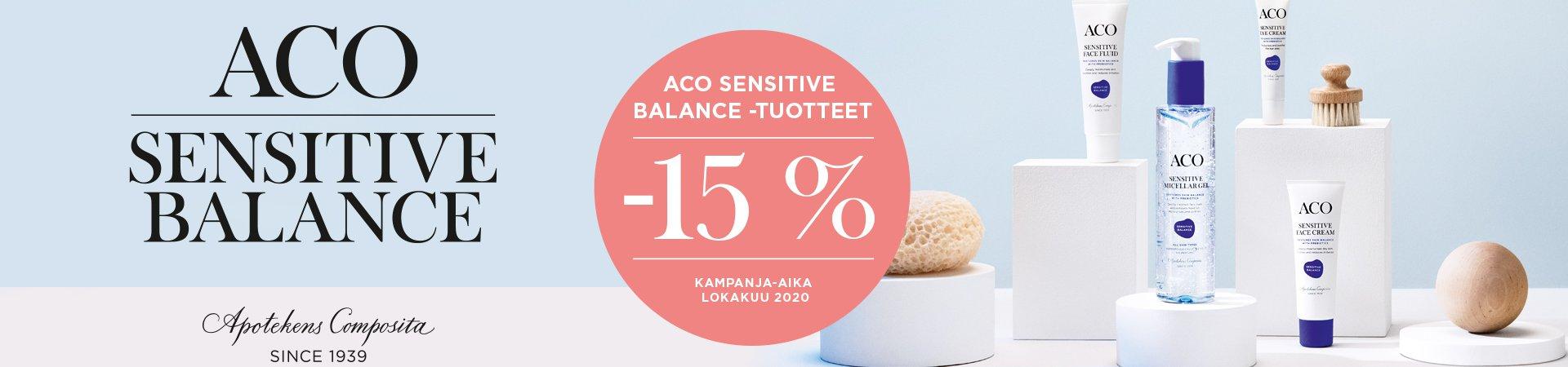ACO Sensitive Balance