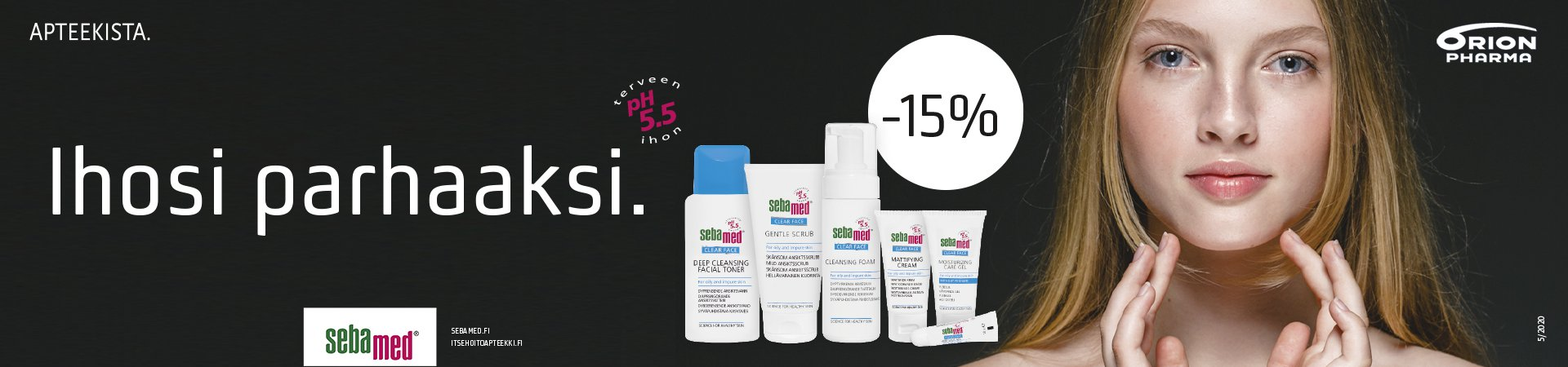 Sebamed Clear Face
