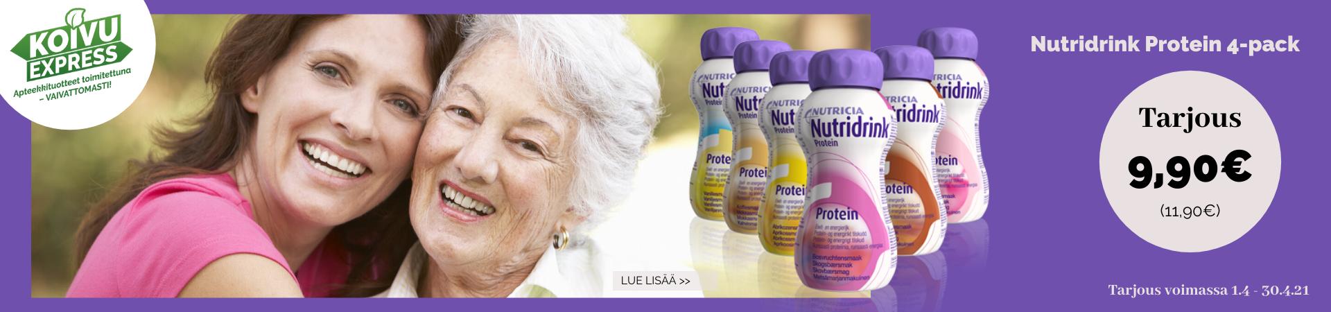 Nutridrink Protein tarjous