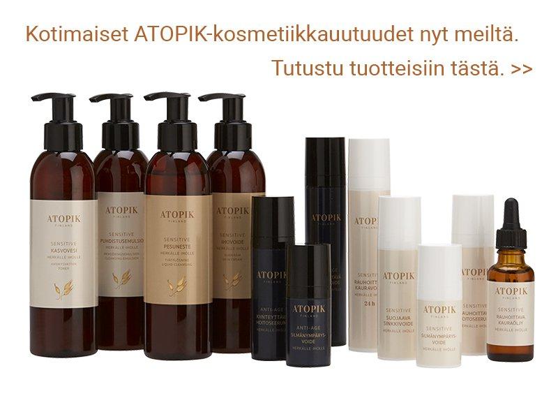 verkkoapteekki Atopik tarjous kosmetiikka