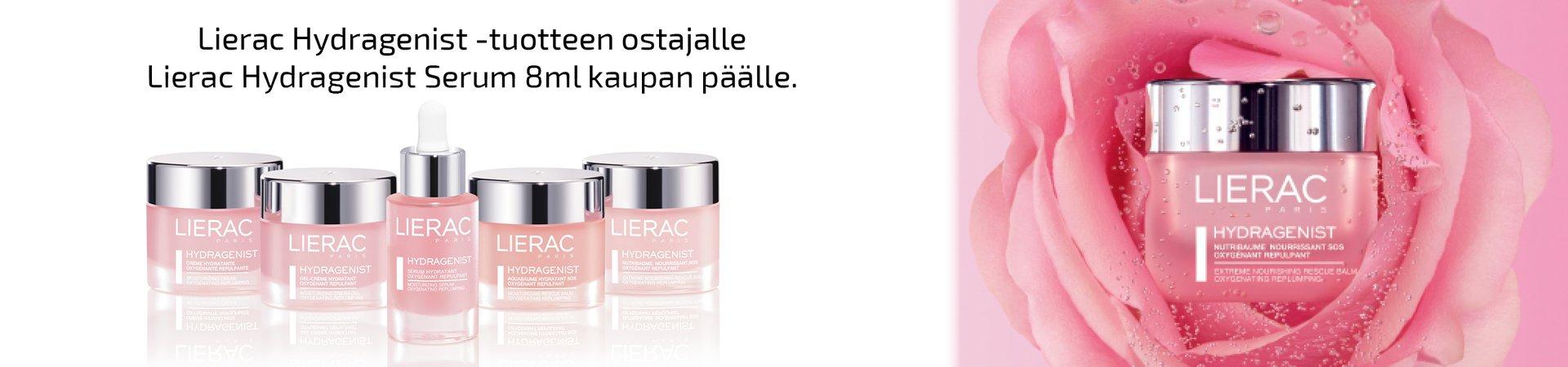 kosmetiikka lierac tarjous